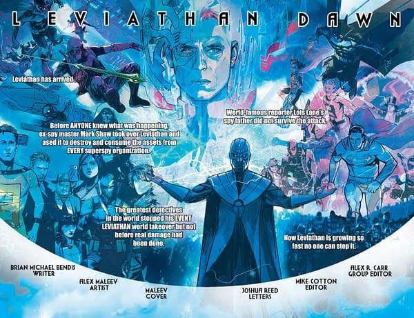 Leviathan Dawn #1 [Preview]