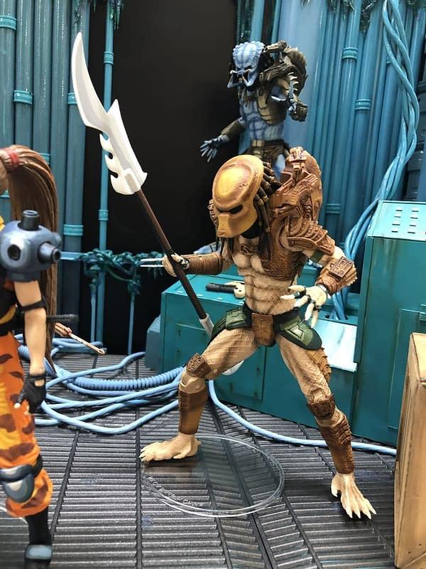 NECA New York Toy Fair 23