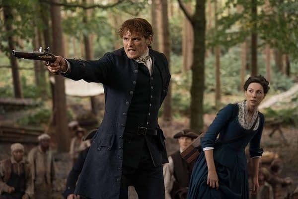 "'Outlander': Caitriona Balfe on the Unsavory Side of ""Do No Harm"""