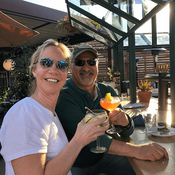 Diane Nelson, Dan DiDio and Drinks…