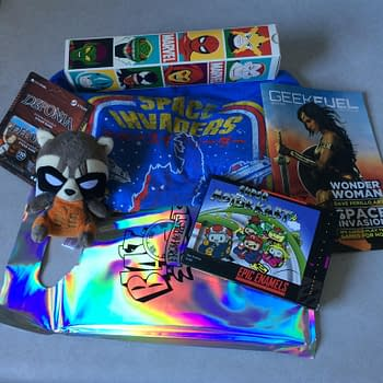 Whats In The Box: Geek Fuel &#8211 June 2017