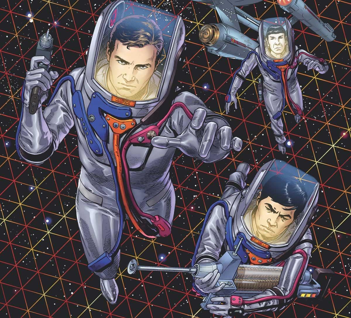 REVIEW: Star Trek Year Five #8