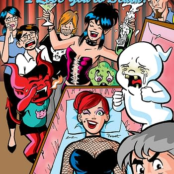 Chapterhouse March 2018 Solicits: Die Kitty Die and Invasion on FCBD 2018