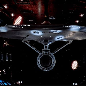 """Star Trek: The Motion Picture"" Returns to Theaters for 40th Anniversary"