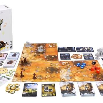 Horizon Zero Dawn Board Game Pledges Reopen To Backers