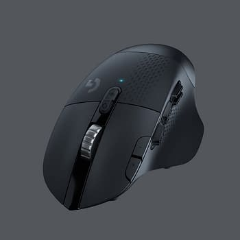 Logitech Reveals The G604 Lightspeed Wireless Gaming Mouse