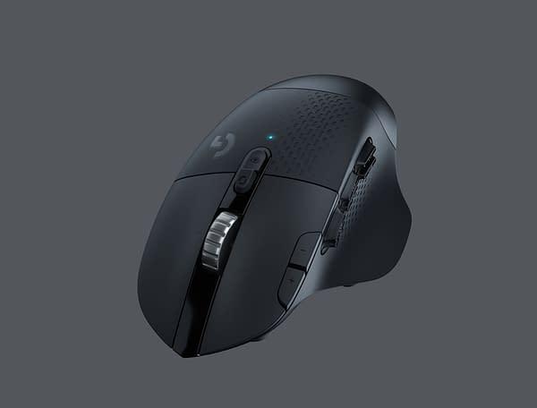 LogitechG Reveals The G604 Lightspeed Wireless Gaming Mouse