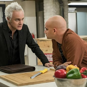 iZombie Season 4 Episode 8 Chivalry is Dead Review: Too Many Storylines Too Little Time