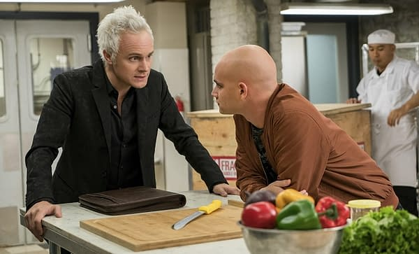 iZombie Season 4, Episode 8 'Chivalry is Dead' Review: Too Many Storylines, Too Little Time