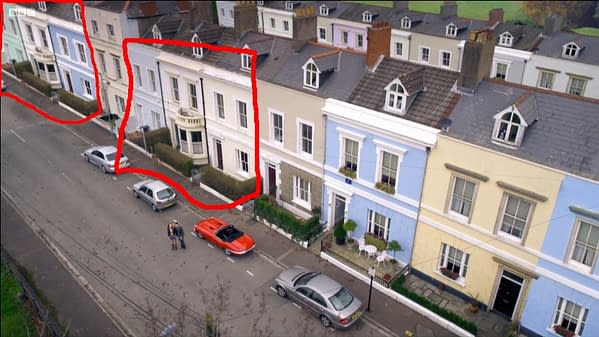 Building A Street For Amy Pond To Live On