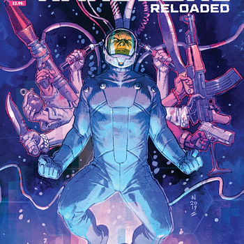 Brandon Thomas and Francis Portela Bring Hardcore Reloaded to Image in December