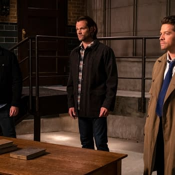 """Supernatural"" Season 15 ""Our Father, Who Aren't in Heaven"": [PREVIEW]"