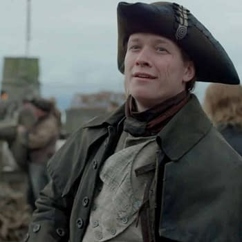 Ron Moore on That Golden Outlander S4 Premiere Book-to-Show Change