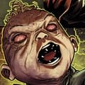 Blowing Up The Baby In Demon Knights #1