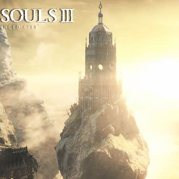 Take A Look At Dark Souls III: The Ringed City In Action