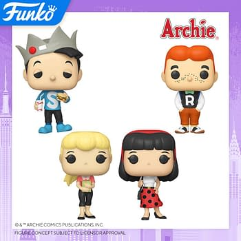 Funko Pop New York Toy Fair 2020 Reveals - Archie Comics