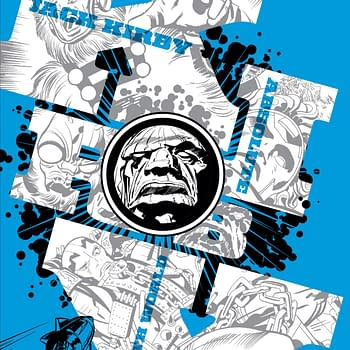 Absolute Fourth World By Jack Kirby Volume 1 Cover