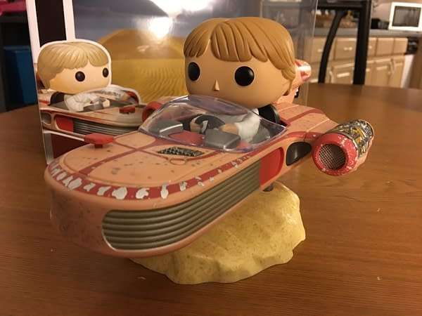 Unboxing The 40th Anniversary Smugglers Bounty Box From Funko