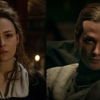 Maril Davis on THAT Scene from Outlander s4e8 Wilmington