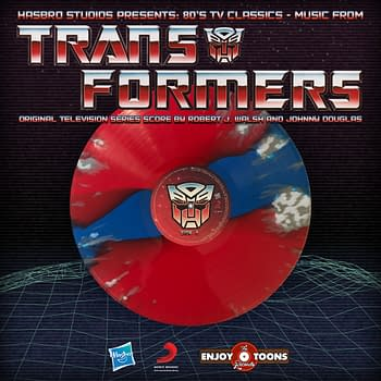 Transformers: The Original Animated Series Soundtrack Hits Vinyl Today