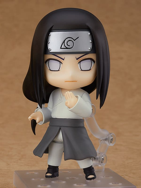 Naruto Shippuden Neji Hyuga Comes to Life with Good Smile Company
