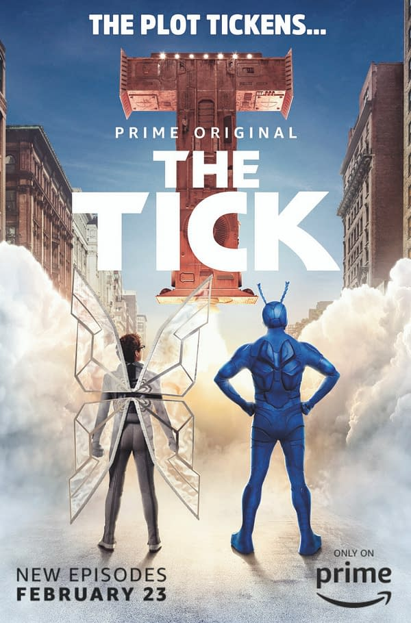tick season 1b trailer amazon