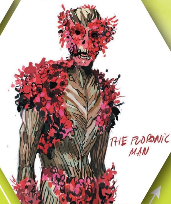 DC's Year Of The Villain New Designs for Plastic Man, Bizarro, Deathstroke and More