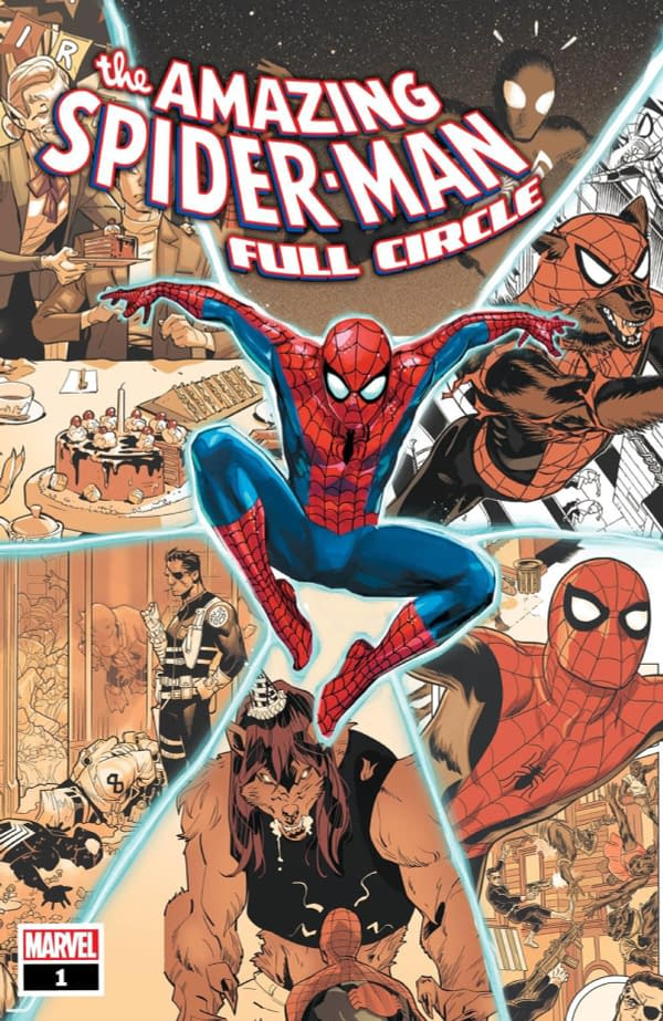 Amazing Spider-Man: Full Circle Gathers All-Star Creative Team in October