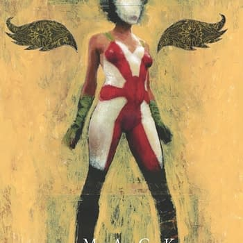 David Mack's Kabuki Gets a Paperback Omnibus for 25th-Anniversary