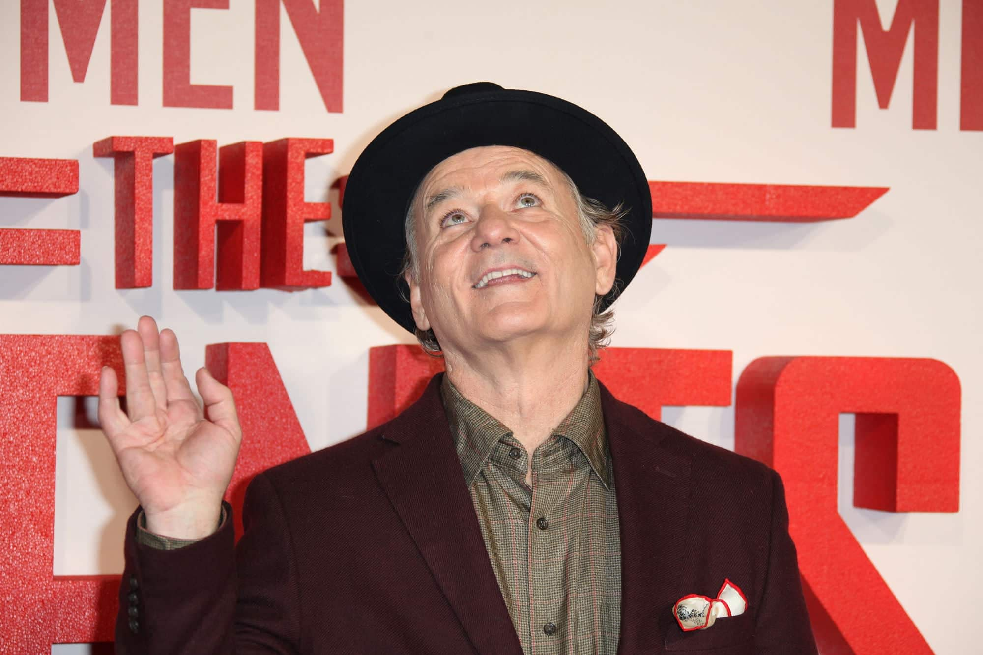 "Bill Murray Boards Quibi Train for Farrelly Series ""The Now"""