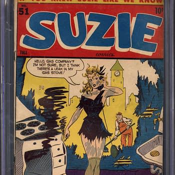 An Affordable Piece of MLJ History: Suzie #51 at ComicConnect!