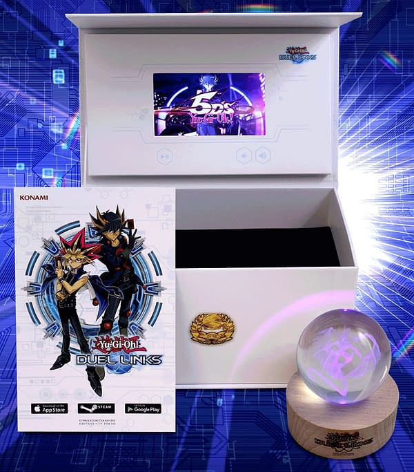 GIVEAWAY: Yu-Gi-Oh! Duel Links Glowing Orb