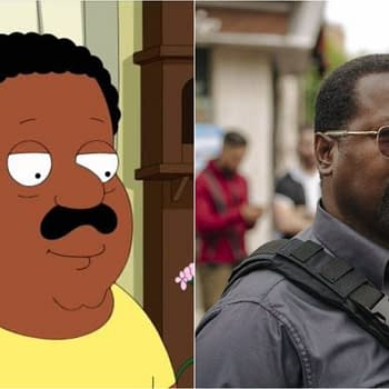 Wendell Pierce wants to voice Cleveland Brown (Images: FOXTV/Amazon Prime Video)