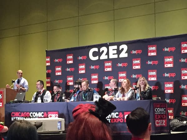 C2E2 - DC Essentials Panel - IMG_5515