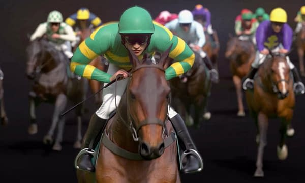 Virtual Grand National ITV