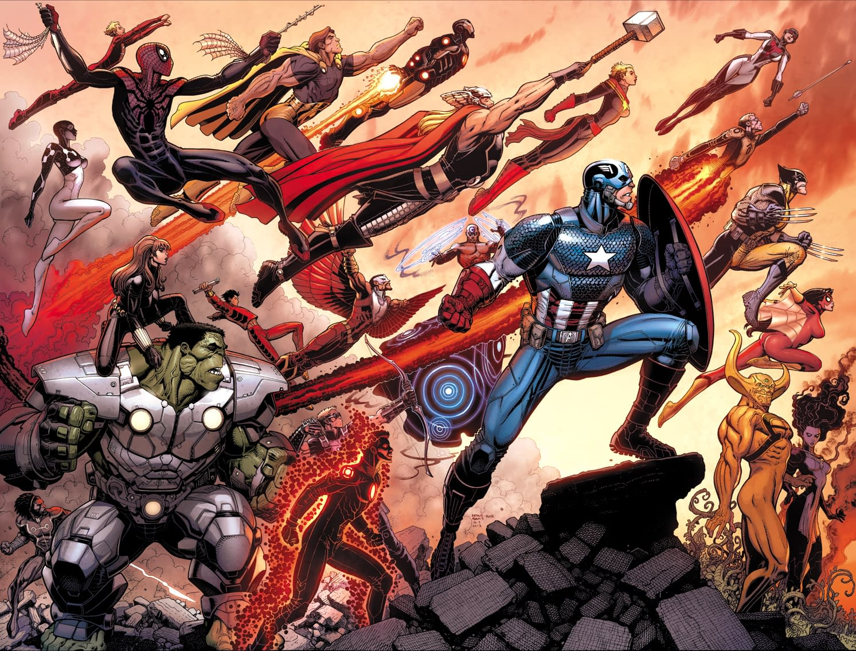Avengers-World-Arthur-Adams-Wraparound-Variant
