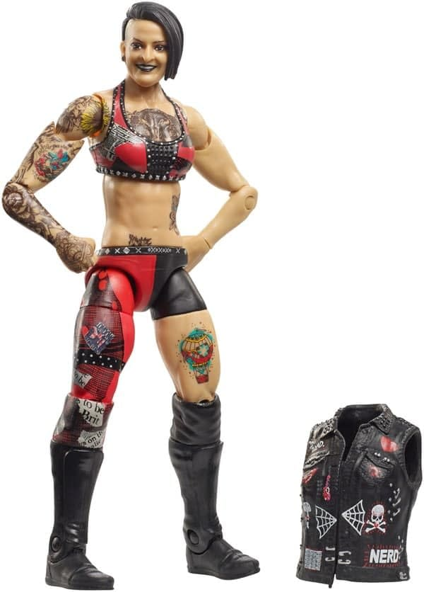 WWE NXT Ruby Riott Figure 2