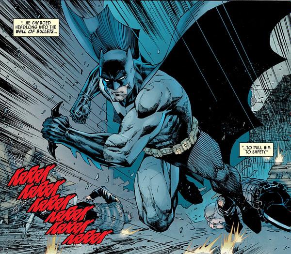 Barack Obama a écrit une bande dessinée Batman, disponible dans Walmart.