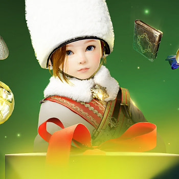 """Black Desert Online"" Kicks Off The ""Holiday Of Fortunes"""