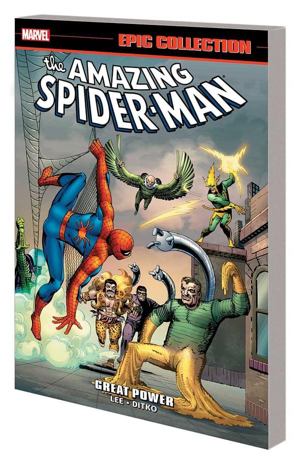 Marvel Comics Full March 2020 Solicitations