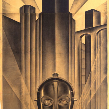 Is This Impossibly Rare 1927 Metropolis German 3-Sheet About To Set A New World Record For Movie Posters?