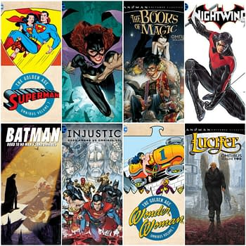 Nine DC Omnibuses