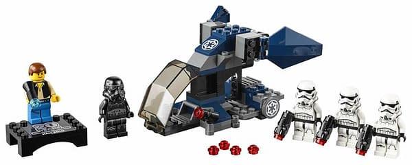 LEGO Star Wars Anniversary Imperial Drop Ship