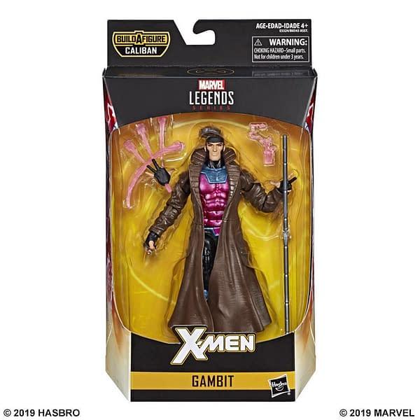 Marvel Legends Gambit 1