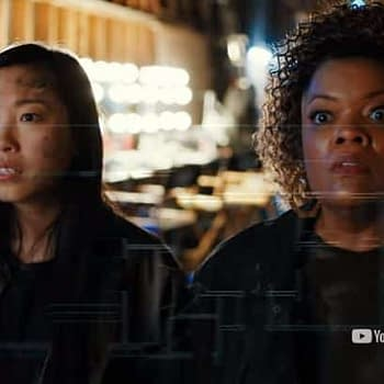 Weird City: Awkwafina Yvette Nicole Brown Are Trapped in a Show. Literally. (VIDEO)