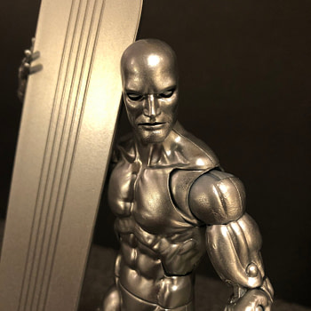Marvel Legends Silver Surfer 5