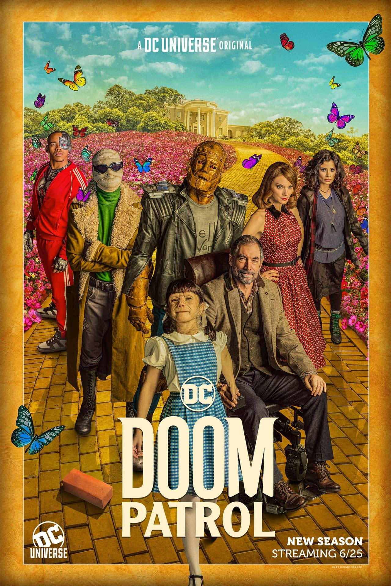 Doom Patrol Season 2 Extended Trailer Introduces Some ...