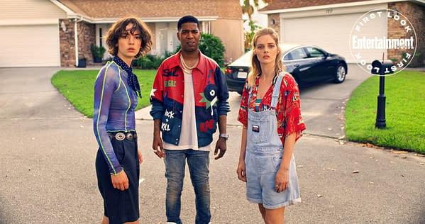Bill & Ted Face the Music - Brigette Lundy-Paine, Kid Cudi, Samara Weaving