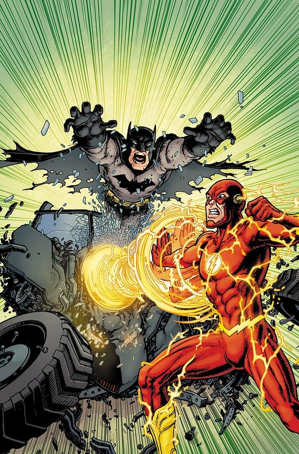 Batman and The Flash Crossover Again for Heroes in Crisis Fallout Without Tom King