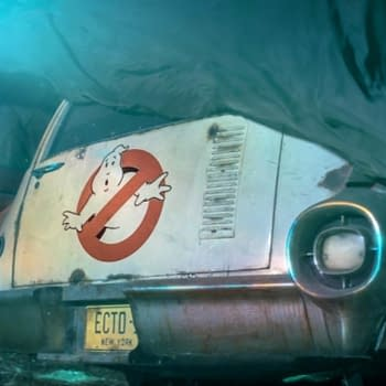 Ghostbusters: Afterlife Ecto-1 Tease